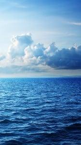 güzel deniz ve bulutlar 1080x1920