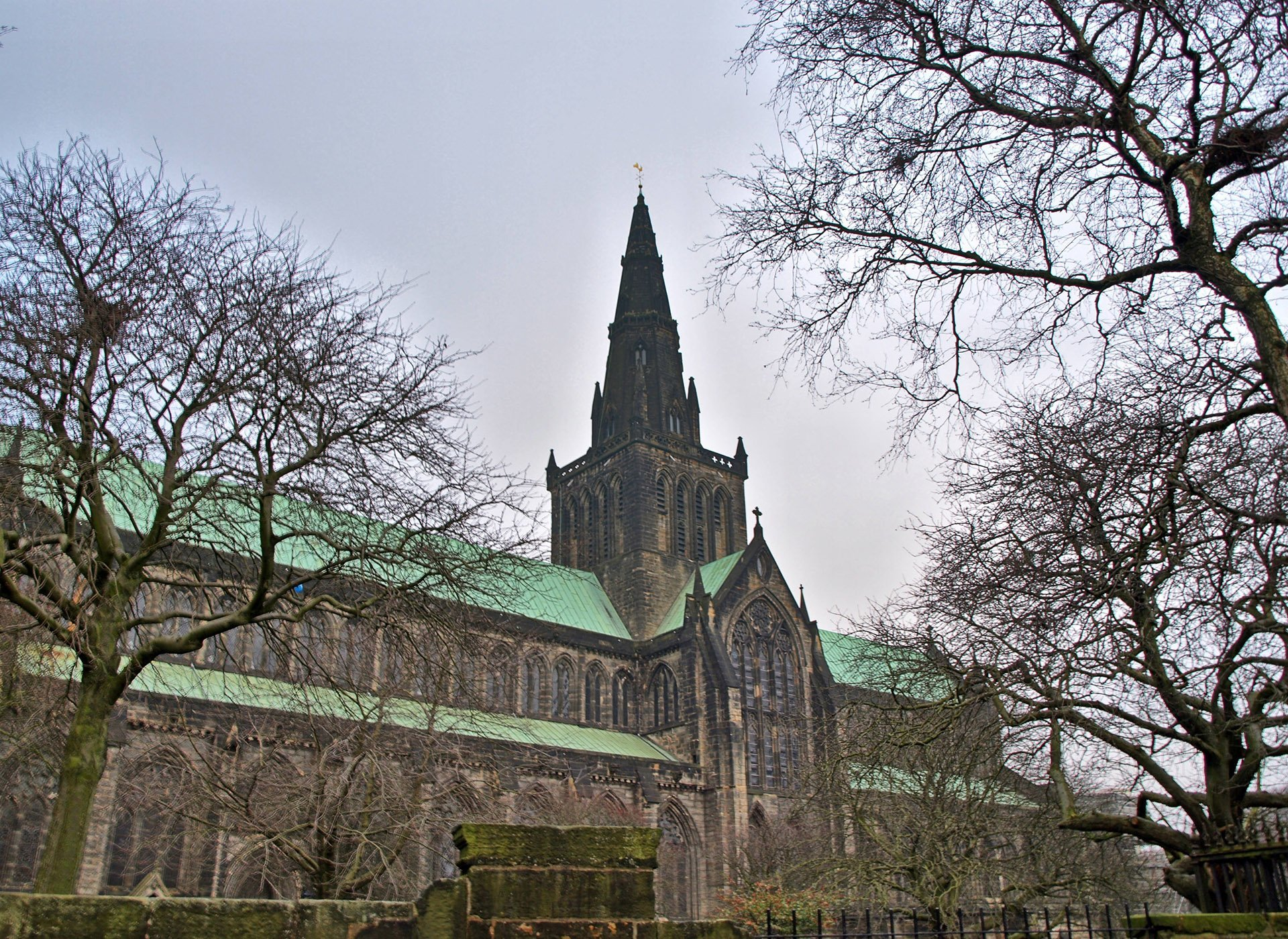 glasgow katedrali