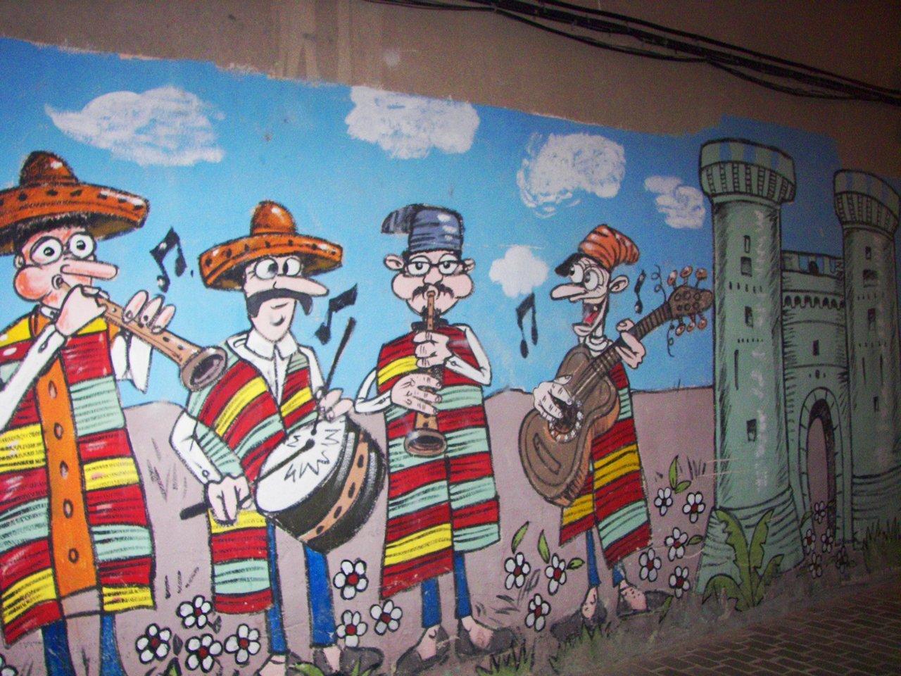 graffiti fotoğrafı