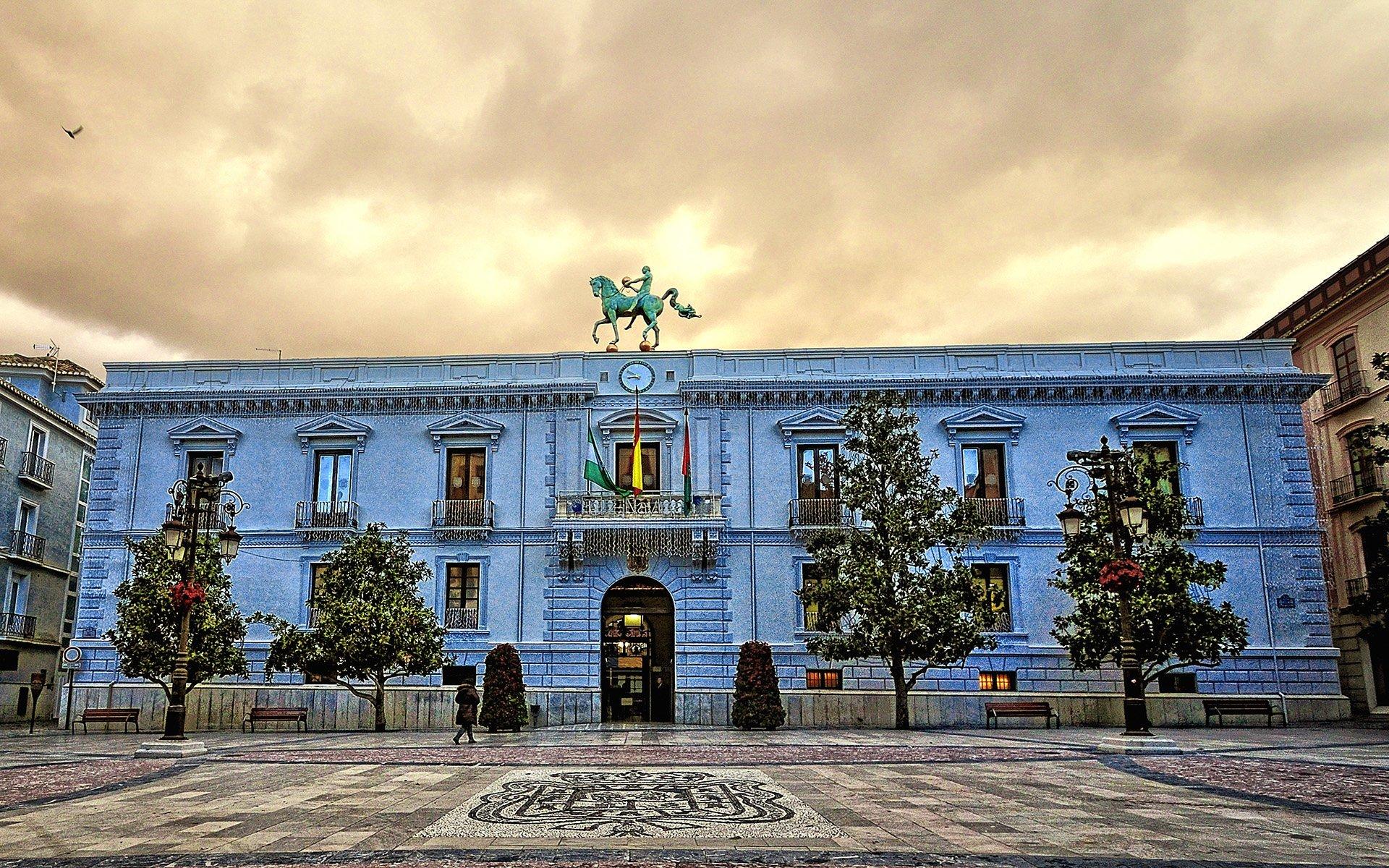granada belediye sarayı