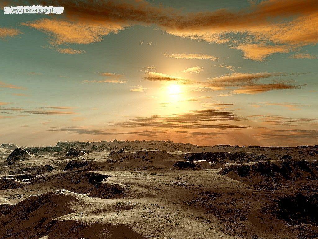 Günbatımı manzaraları-3