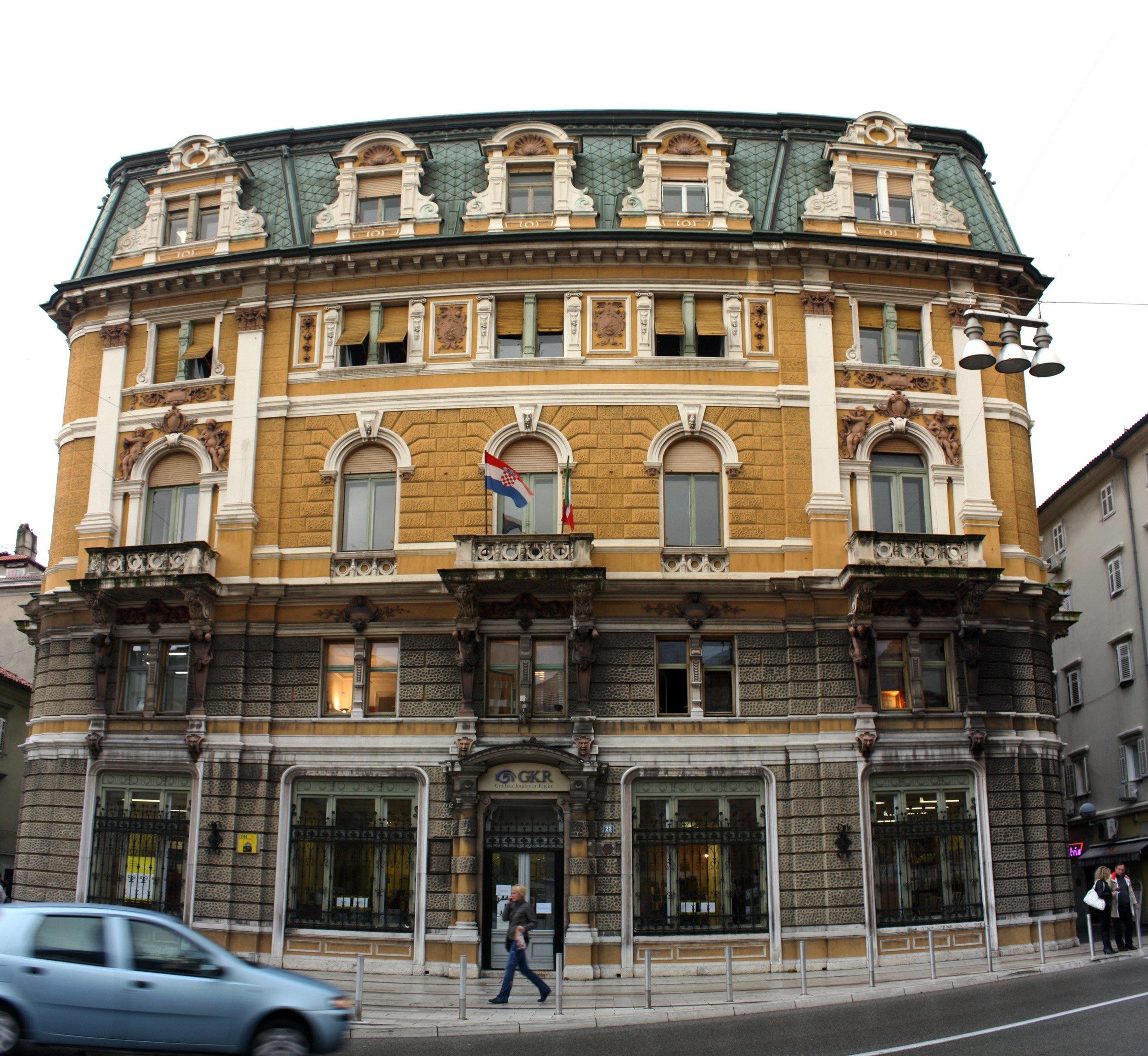 hırvatistan tarihi bina