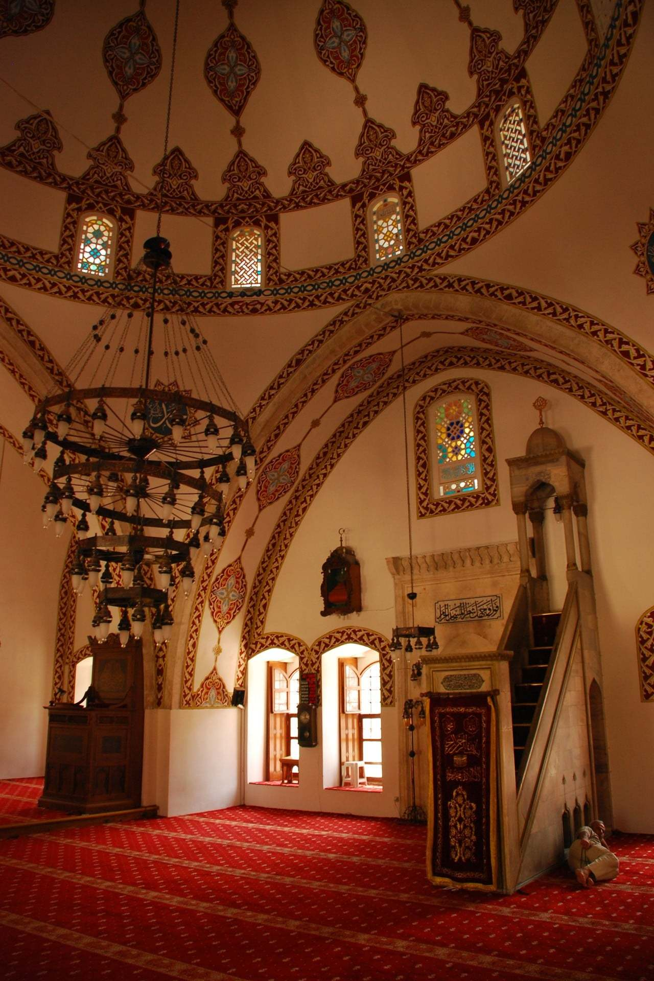 habib-i neccar camii resimleri