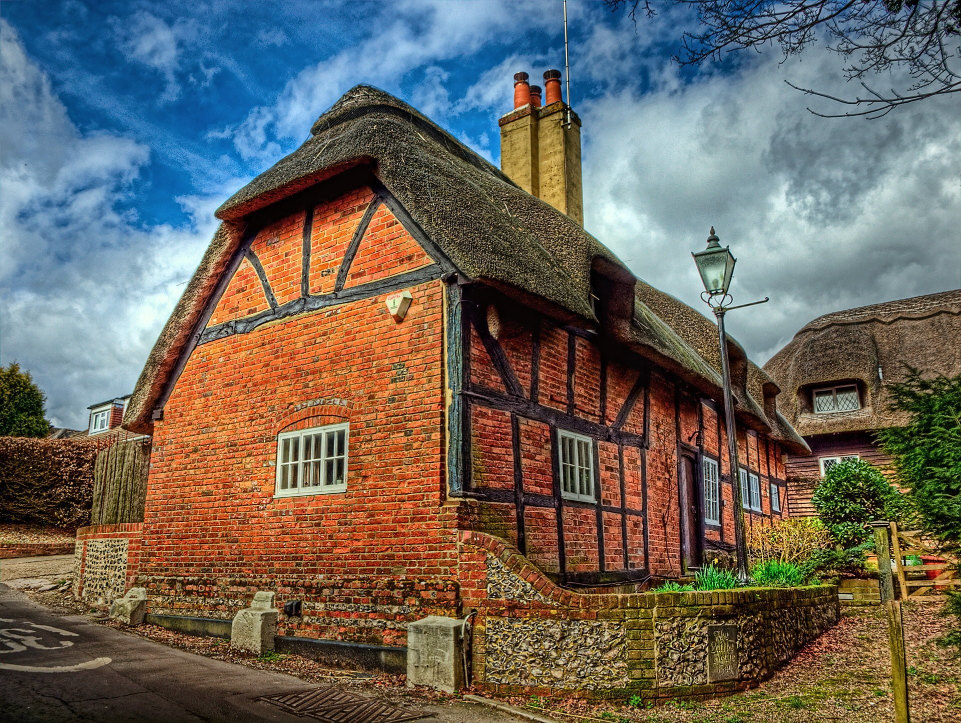 hampshire – küçük ev