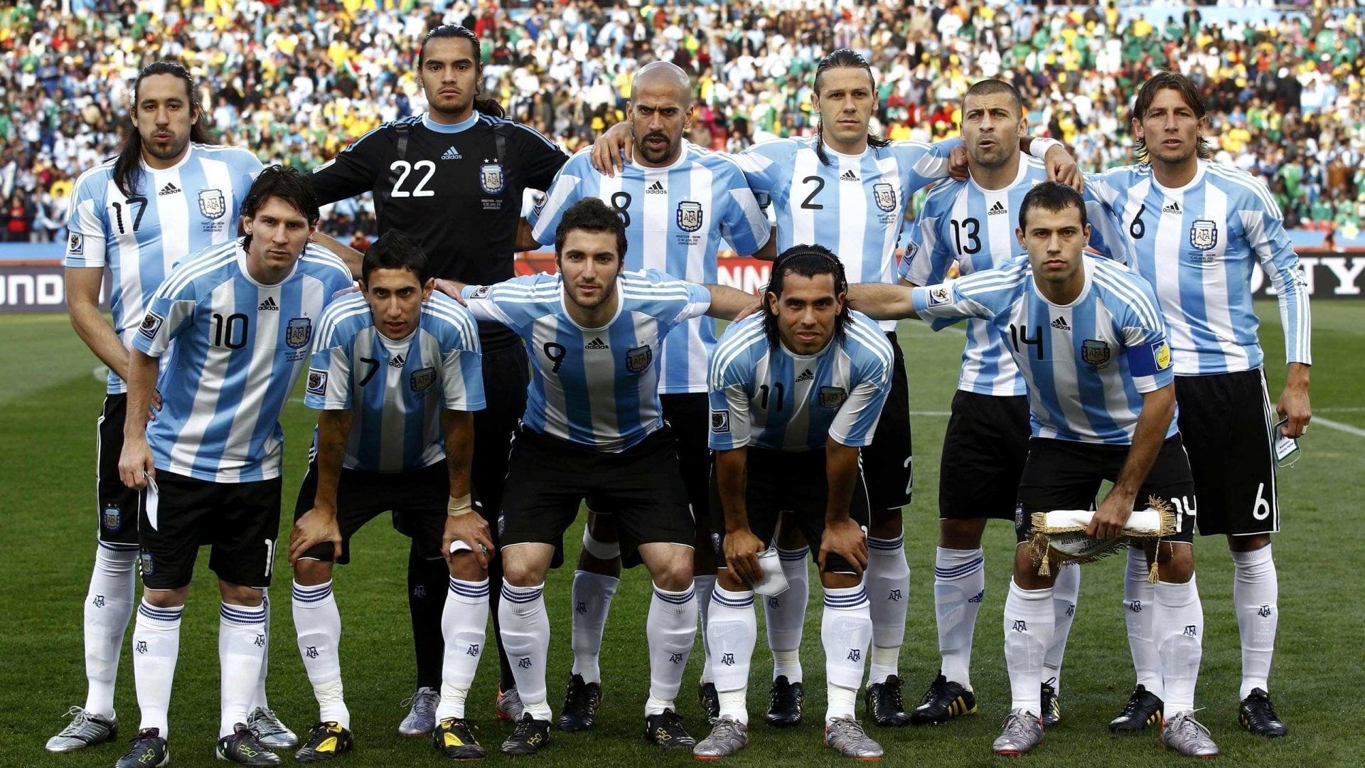 hd arjantin takımı