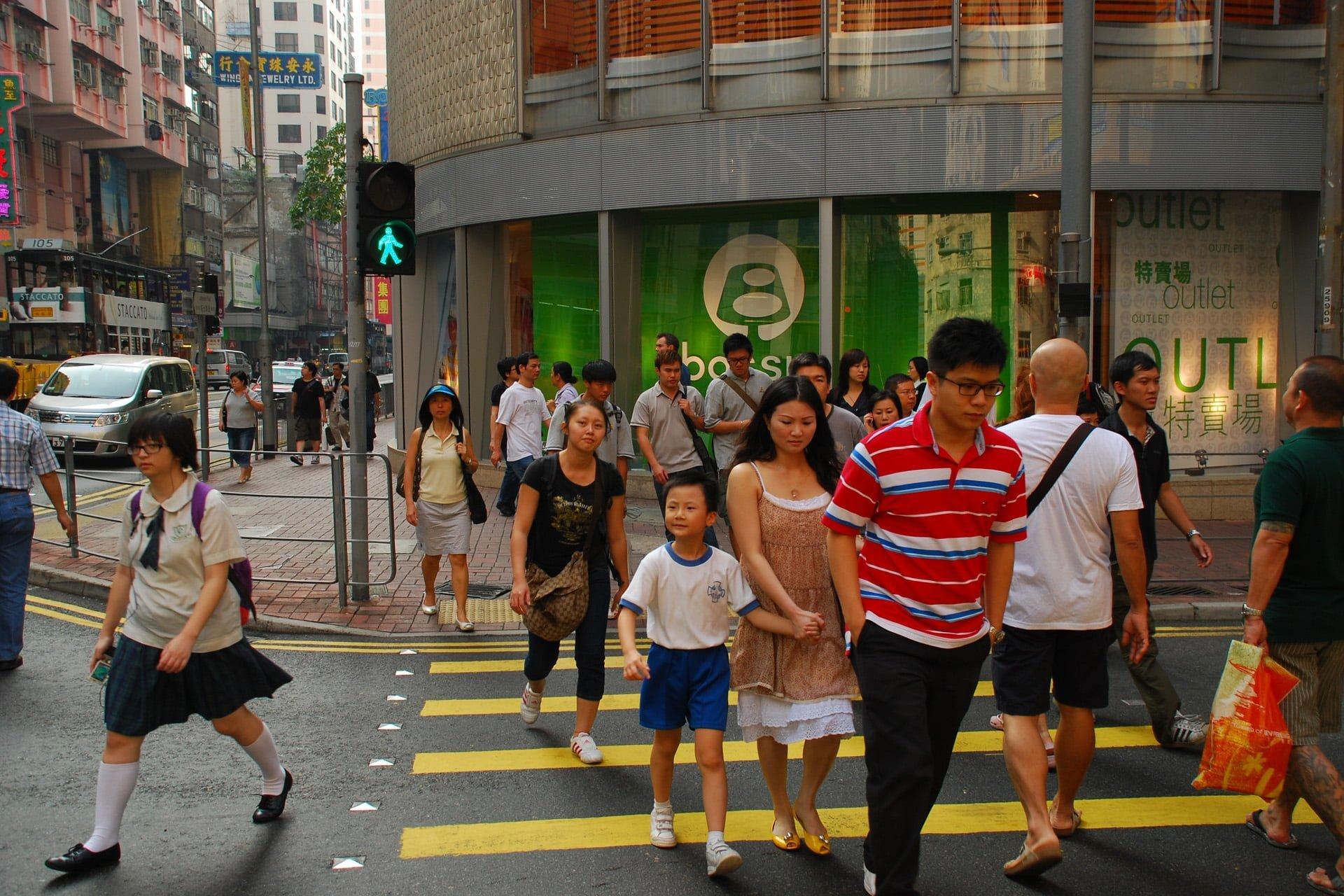 hong kong görüntüsü