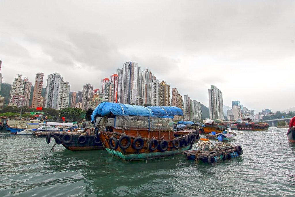 hong kong manzaraları – 2