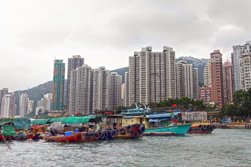 hong kong manzaraları – 3