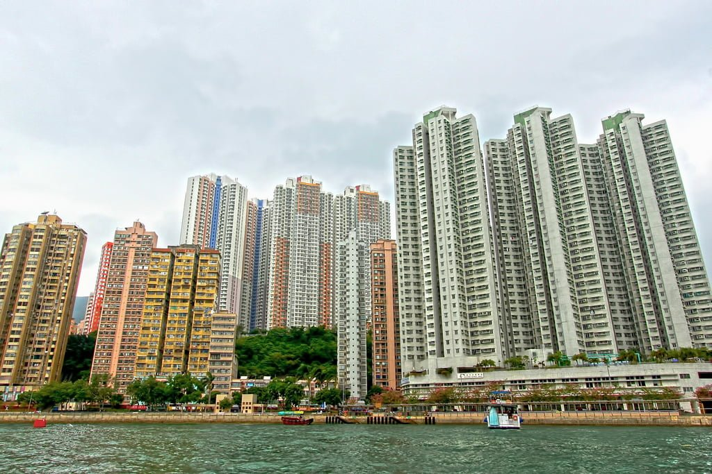 hong kong manzaraları
