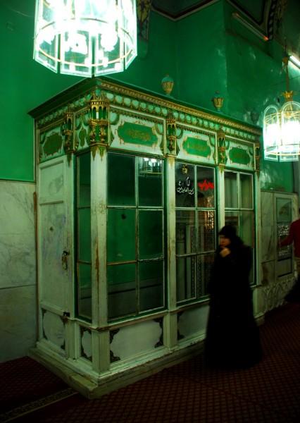 hz. hüseyin'in dua ettiği yer