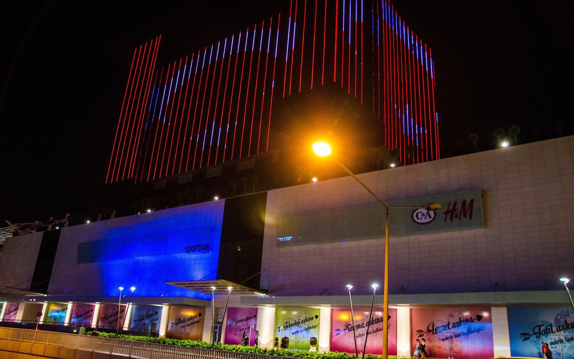 iş merkezi türk bayrağı