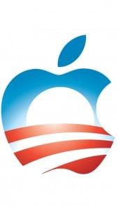 iPhone 5 Apple Logosu Wallpaper 6