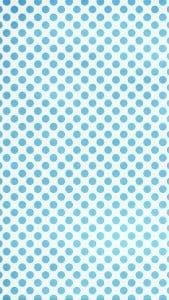 iPhone 5 Mavi Desenli Arkaplan 1