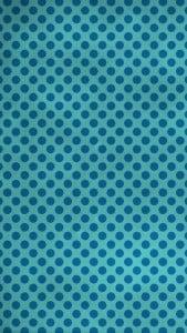 iPhone 5 Mavi Desenli Arkaplan 3