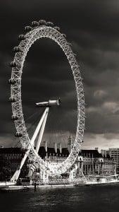 iPhone 5 Wallpaper London 3
