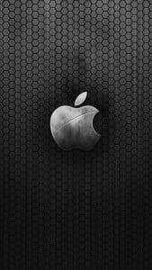 iPhone 5 Metal Görünümlü Wallpaper 6