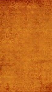 iPhone 5 Wallpaper Orange Pattern 4