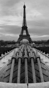 iPhone 5 Wallpaper Paris 9