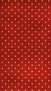 iPhone 5 Wallpaper Red Pattern 2