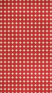 iPhone 5 Wallpaper Red Pattern 3