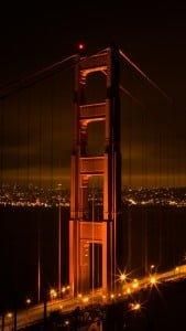 iPhone 5 San Francisco Wallpaper 3