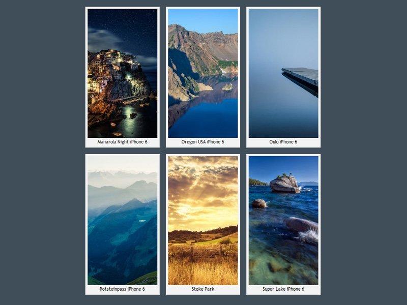 iPhone 6 Resimleri