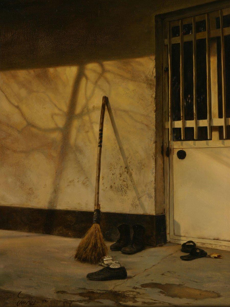 iman maleki – a custodian's house