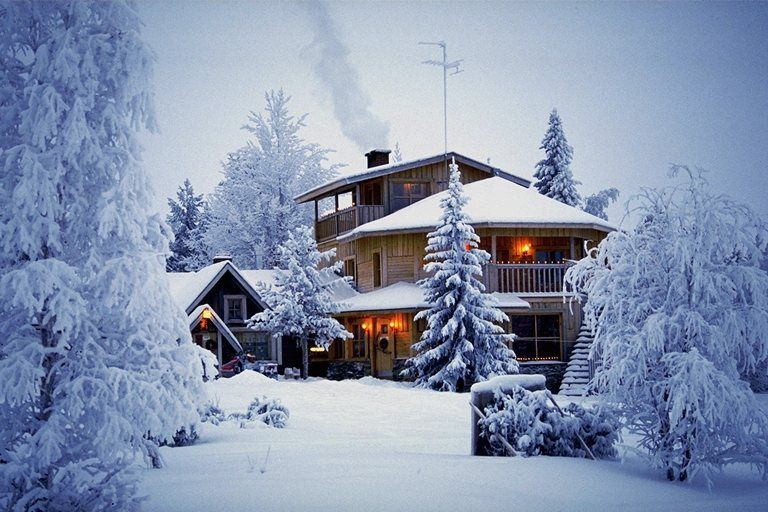 insanın  hayalindeki  ev