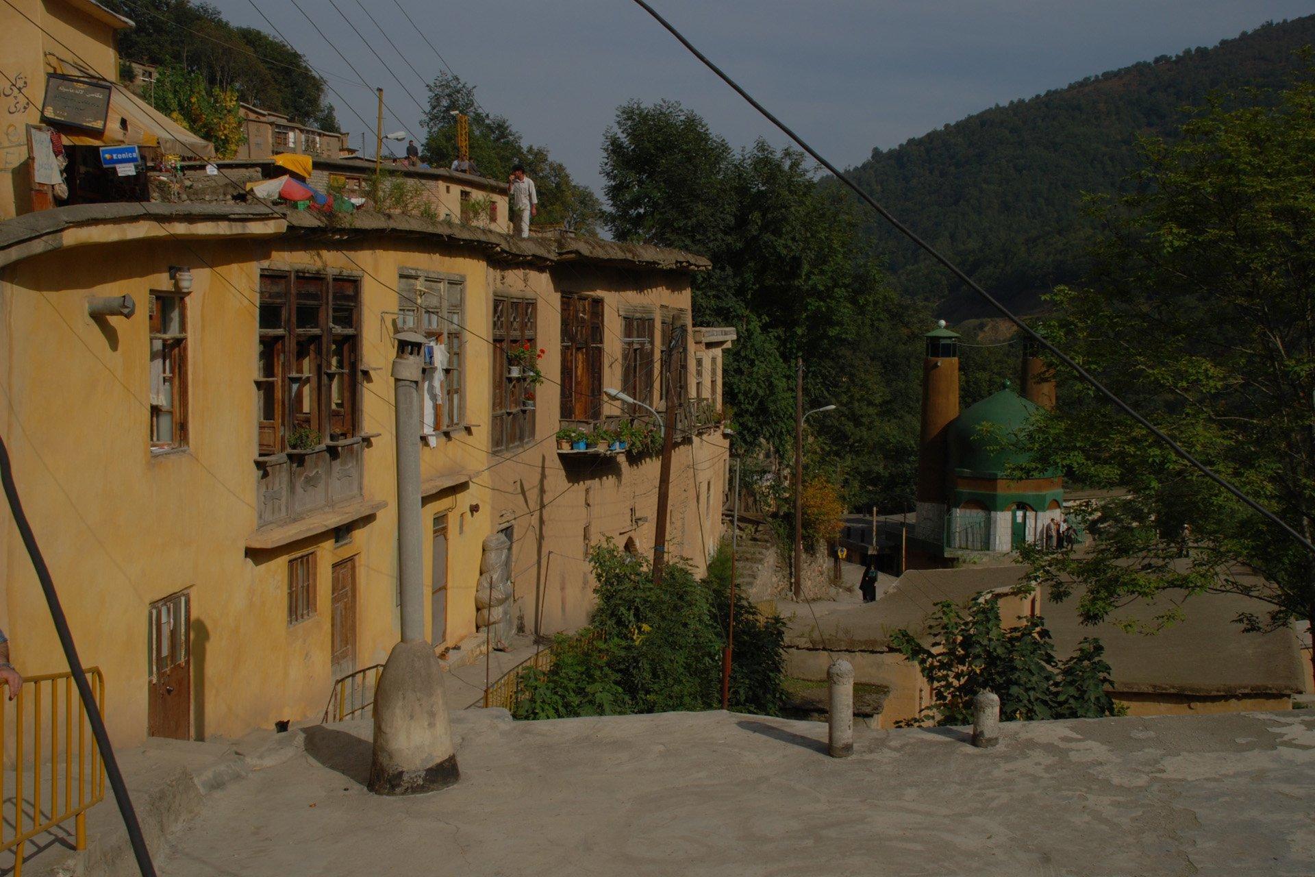 iran köy evi