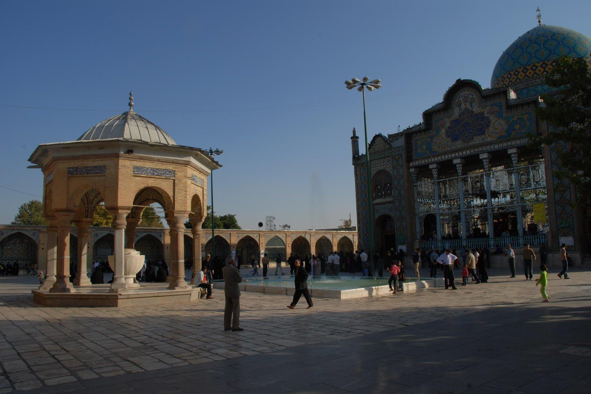 iran mescid resimleri