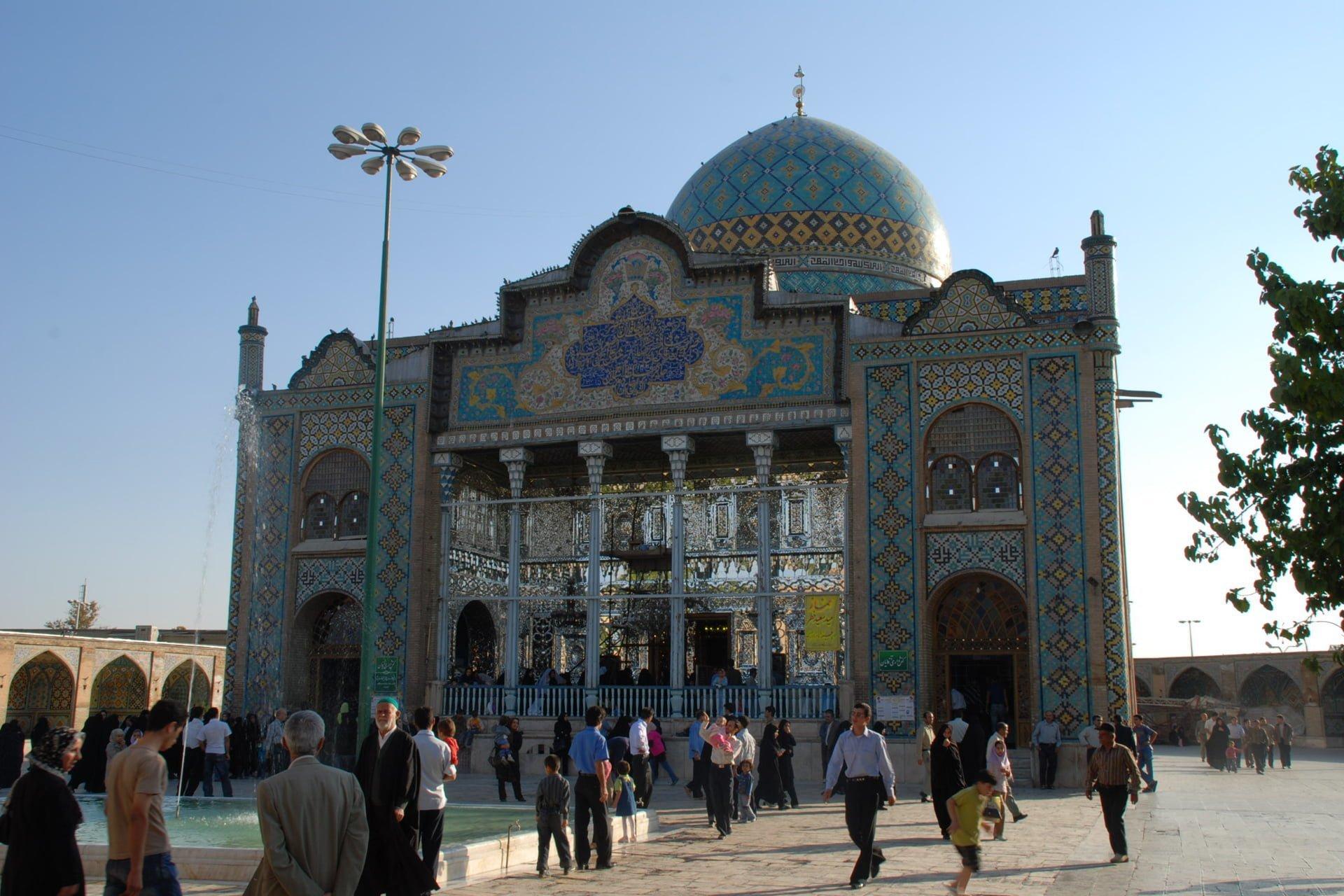 iran mescid