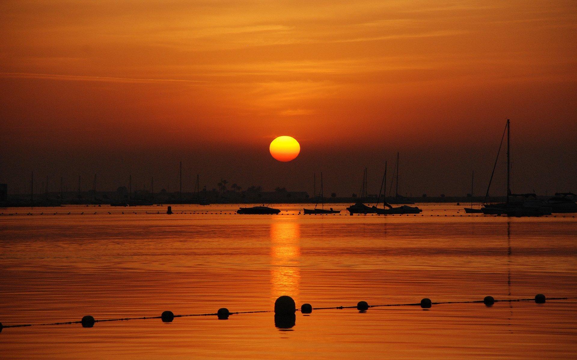 ispanya gün batımı