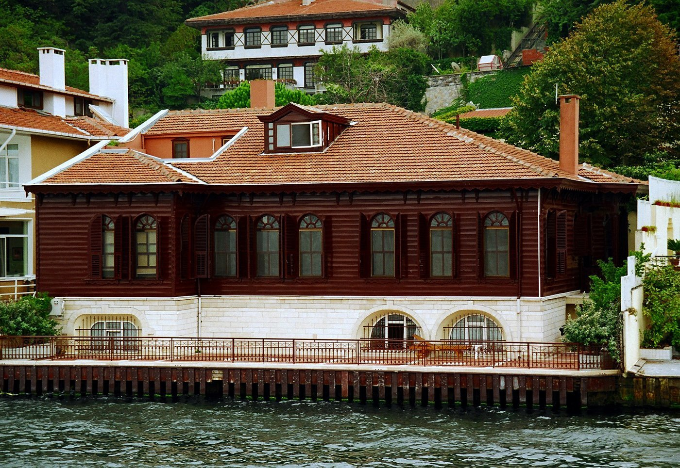 istanbul boğaz ev