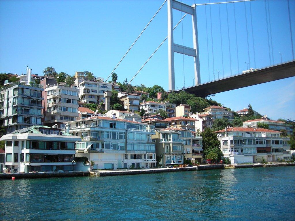 istanbul boğaz evleri