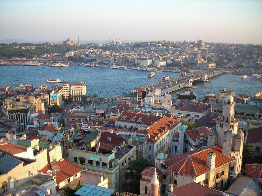 istanbul duvar kağıdı