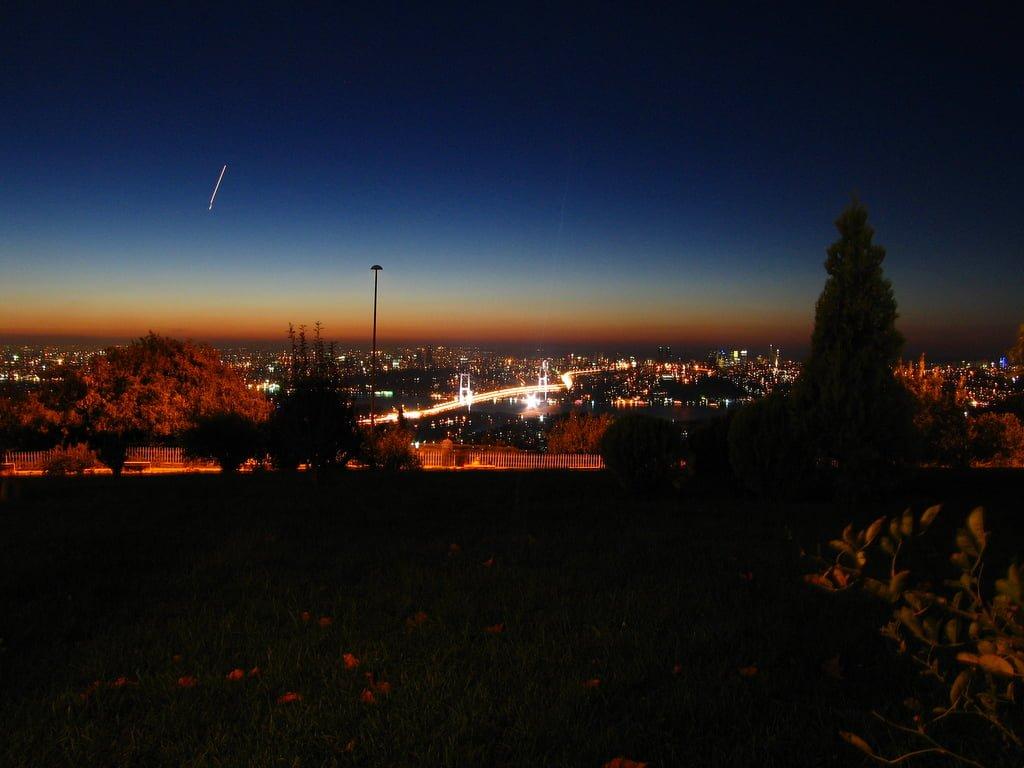 istanbul farklı gece