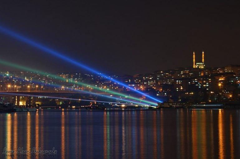 istanbul gece manzaraları – 16