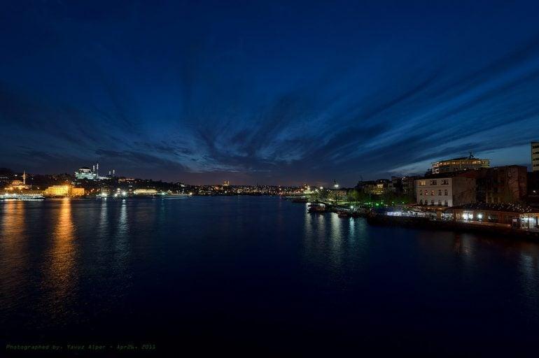 istanbul gece manzaraları – 24