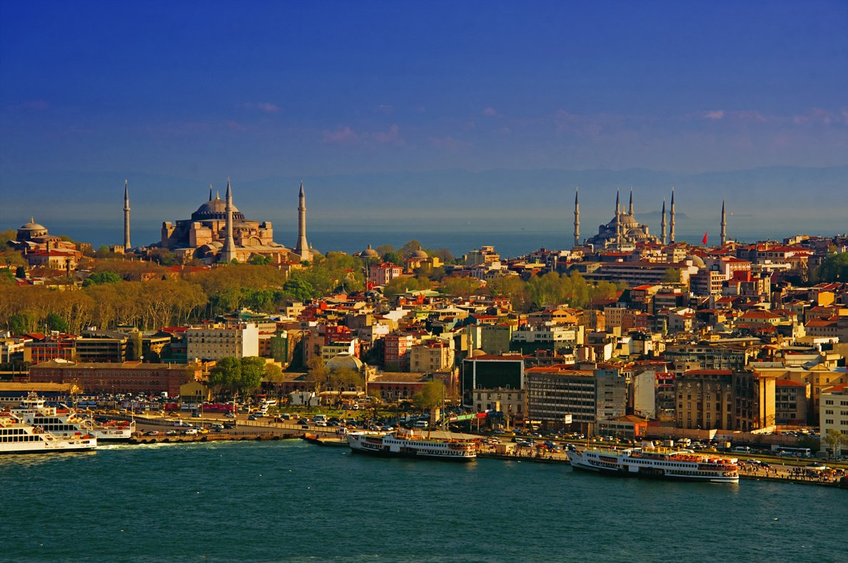 istanbul manzaraları – 12