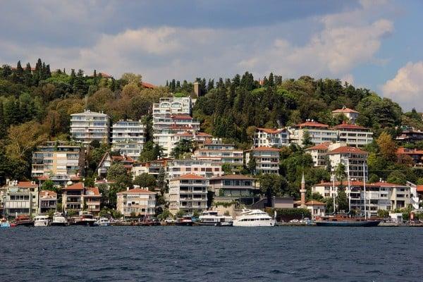 İstanbul'un enleri