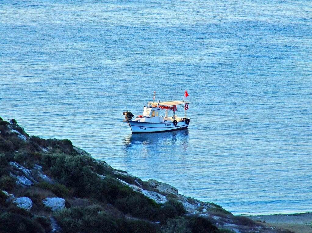 izmir deniz manzarası