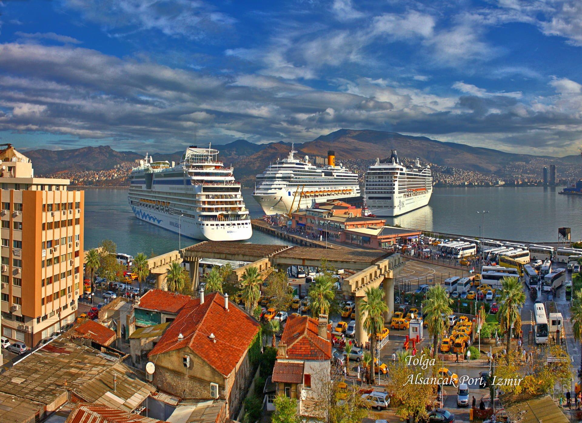 İzmir Manzaraları