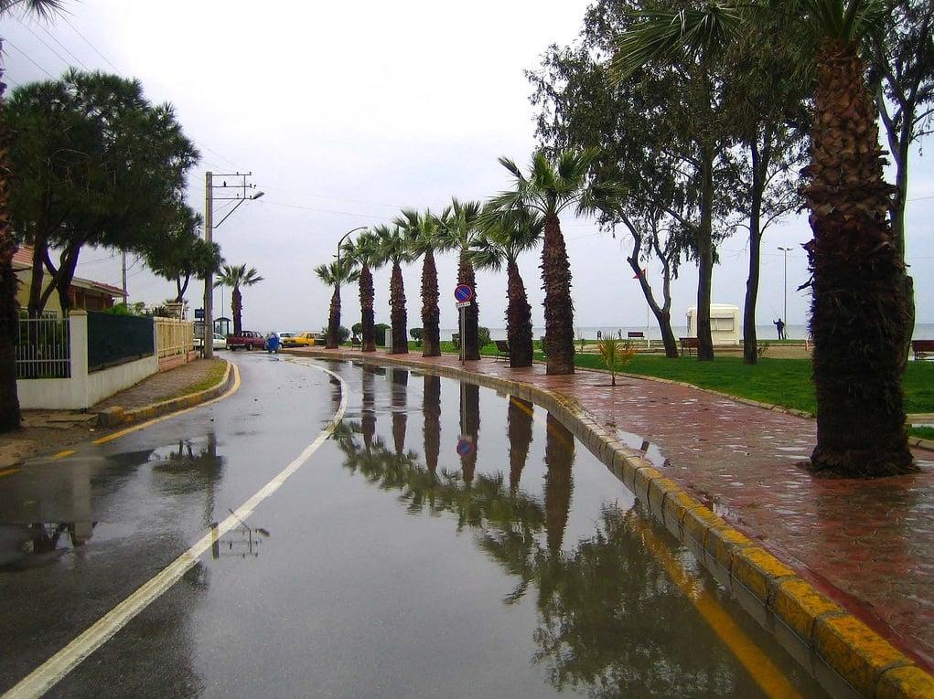 izmir – yağmur