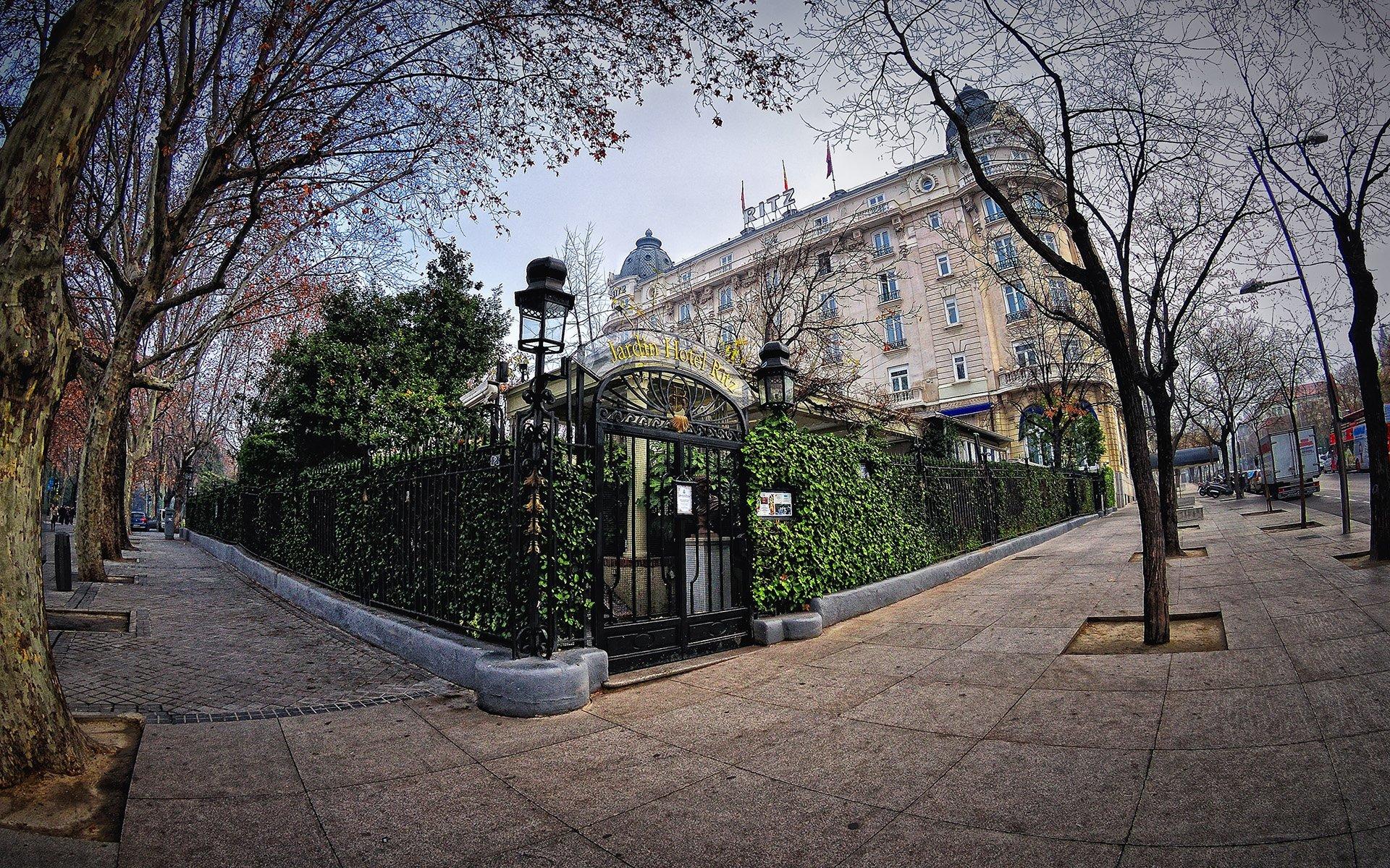 jardin hotel ritz