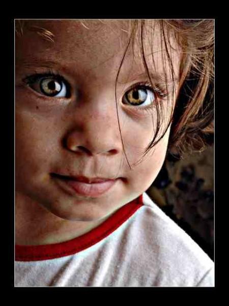 küçük sevimli gözler