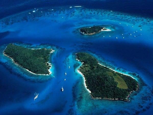 kardeş adalar