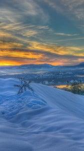 karlı dağ 1080x1920