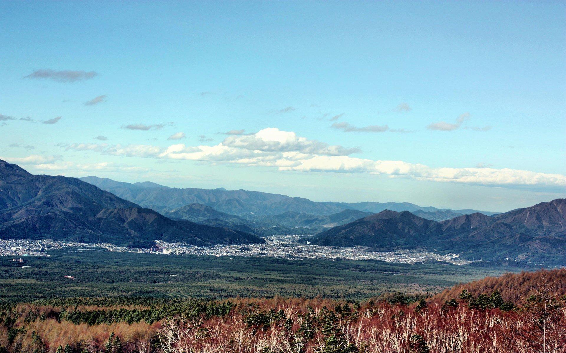 kawaguchiko fotoğrafı