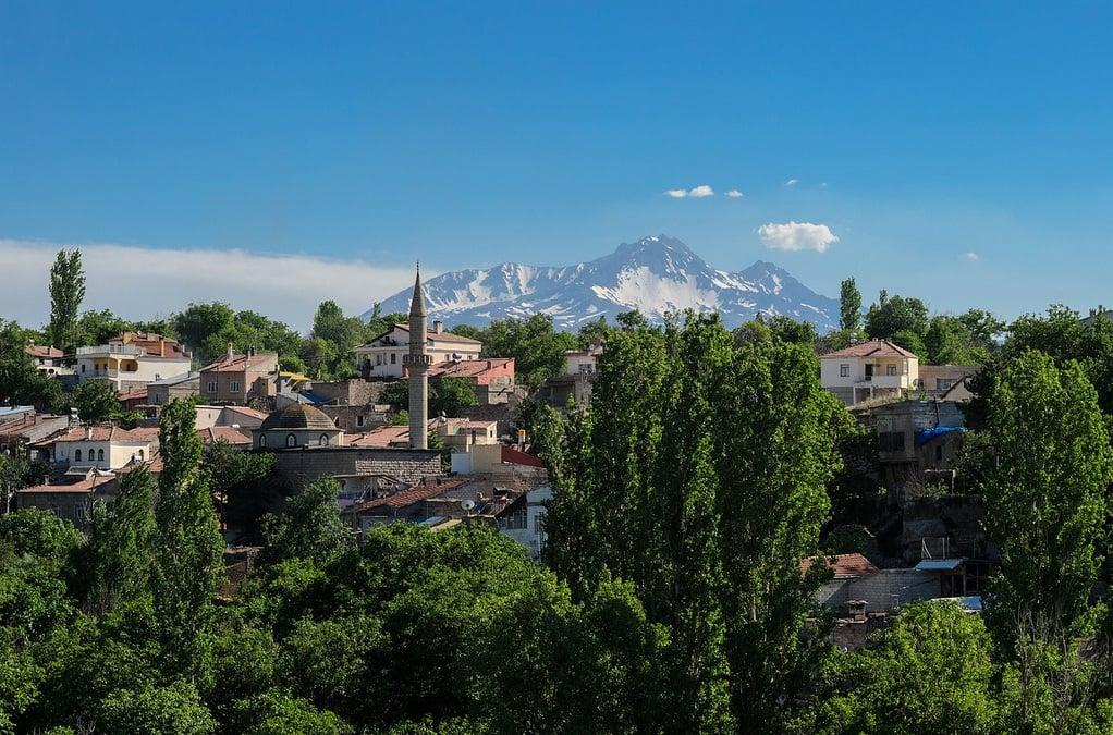kayabağ köyü