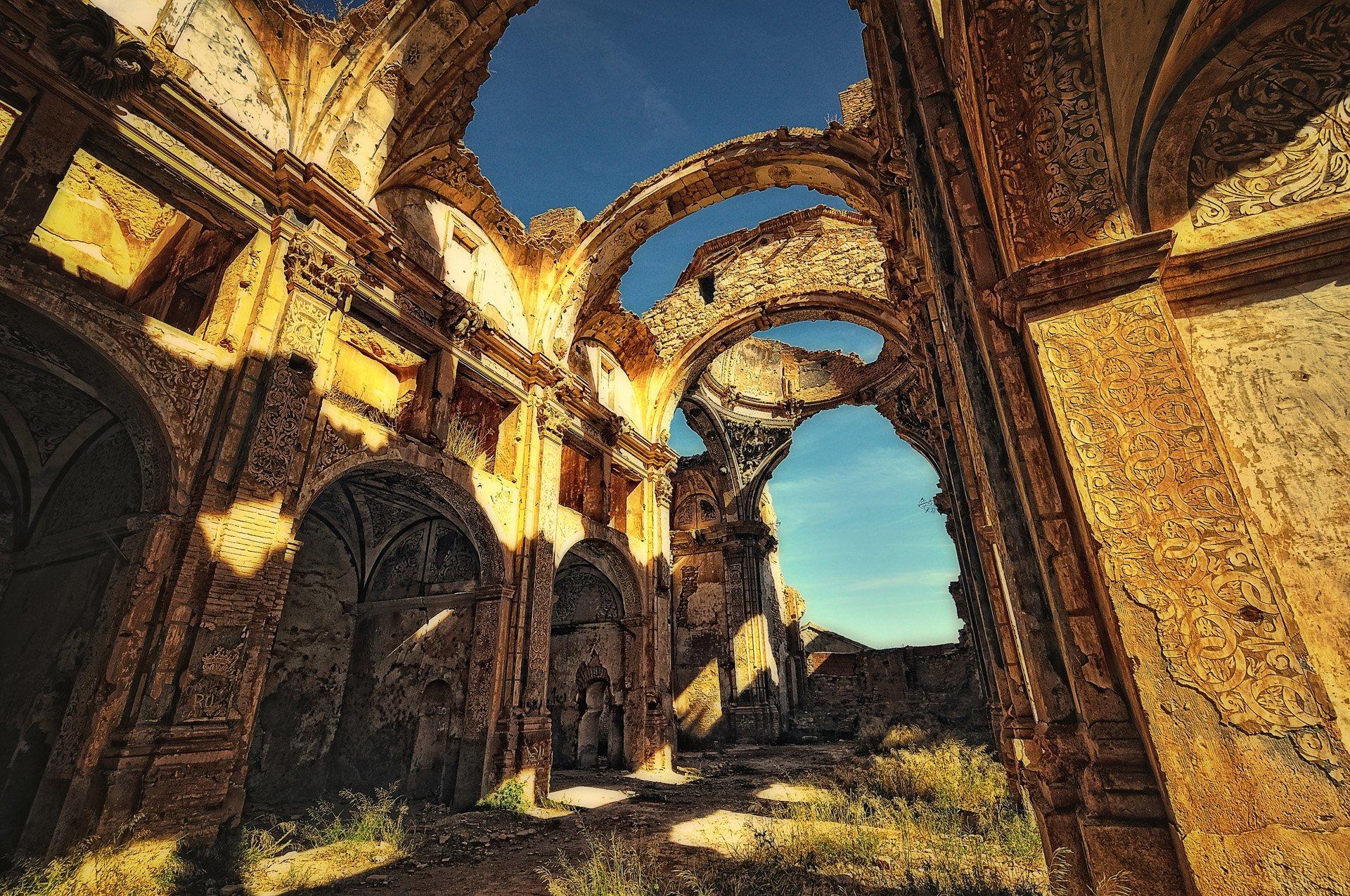 kilise kalıntıları